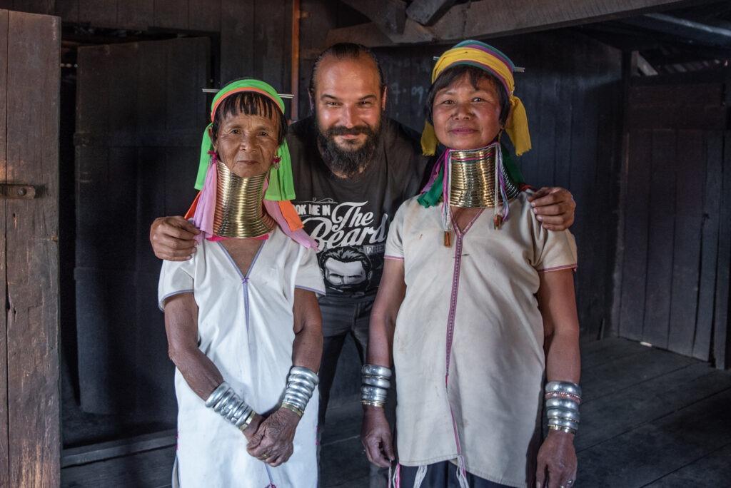 Długie szyje i duże uszy - z wizytą u plemion Kayan i Kayah 18