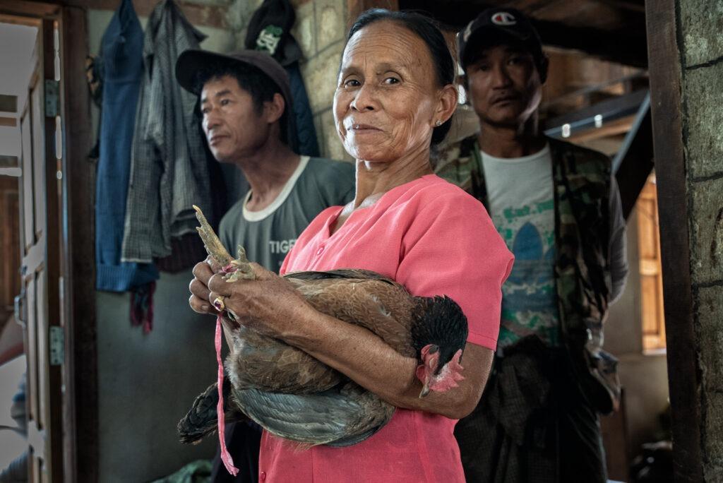 Długie szyje i duże uszy - z wizytą u plemion Kayan i Kayah 6